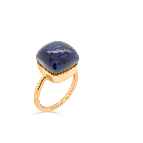 Portofino London Blue Topaz  Ring - Finnly's