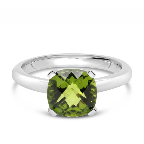 Barcelona Peridot Ring - Finnly's