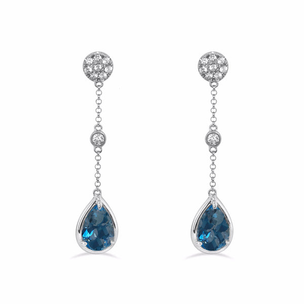Monte Carlo Drop Earrings - Finnly's