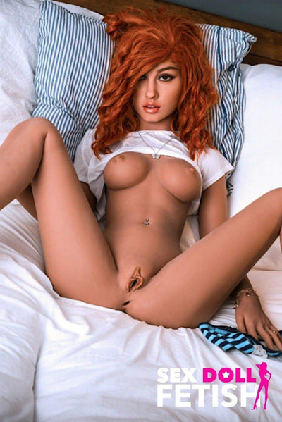 Satisfy Your Fetish ADRIEL THE REDHEAD WM SEX DOLL