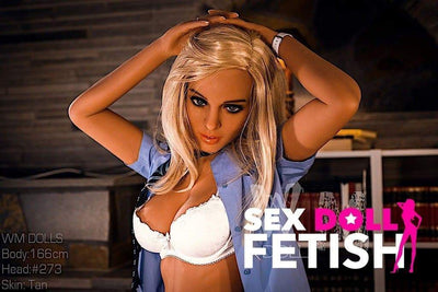 Tyydy fetissi BRANDY WM SEX DOLL