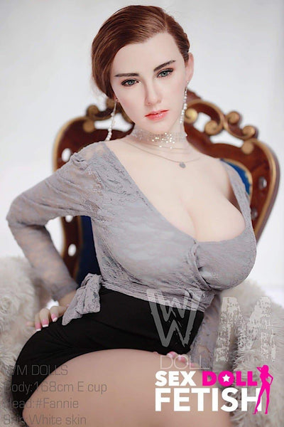 Satisfy Your Fetish FANNIE WM SILICONE HEAD SEX DOLL