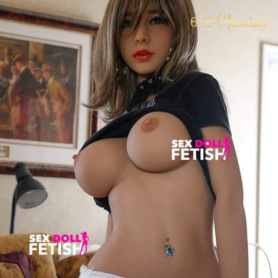 Satisfy Your Fetish KIMMY 6YE SEX DOLL