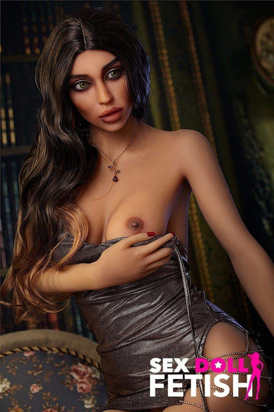 Satisfy Your Fetish NATALIA IRONTECH SEX DOLL