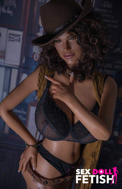 Satisfy Your Fetish  SELINA SINO DOLL SILICONE SEX DOLL