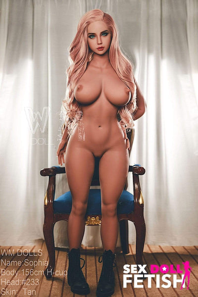 Satisfy Your Fetish TRINITY WM SEX DOLL