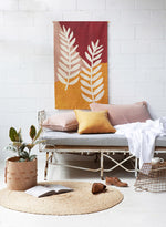 Fern Large Fabric Wall Hanging