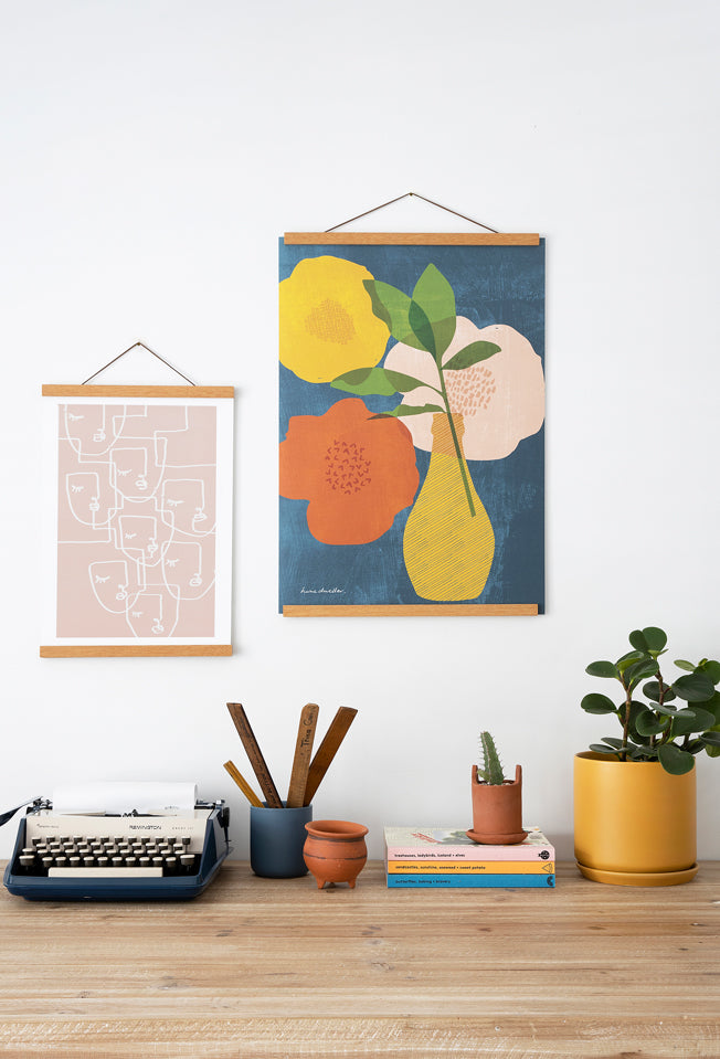 Load image into Gallery viewer, calm art print