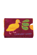cute by psycho luxury soap blue q