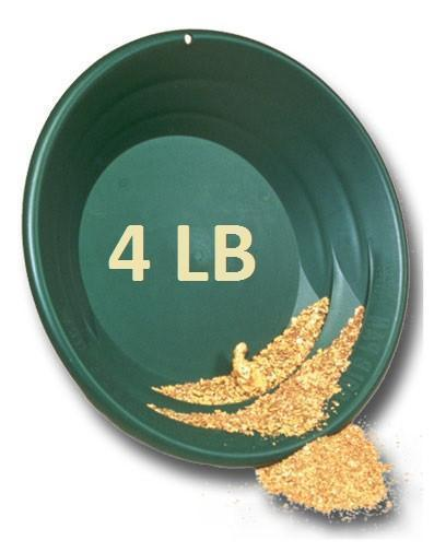 Bronze Level Club Membership - 4 LB Gold Paydirt