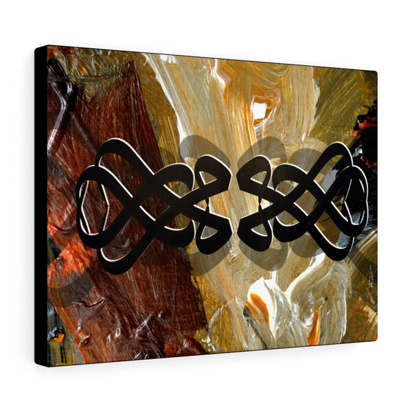 Prophet Muhammad Name canvas Gallery Wrap