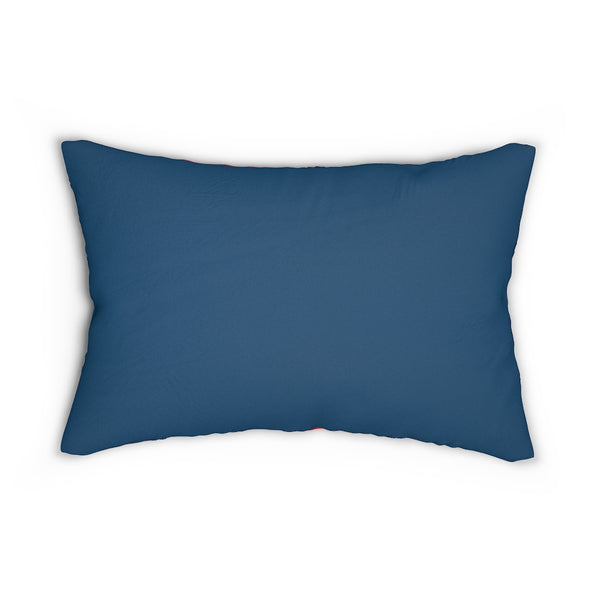 Ramadan decoration Spun Polyester Lumbar Pillow