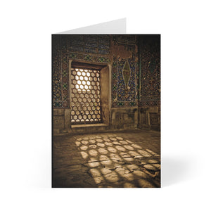 Ramadan Cards, Ramadan Mubarak Cards, Ramadan Cards, Eid Card, Eid Greetings, Eid, Eid Celebration, Eid Card Greeting Cards (8 pcs)