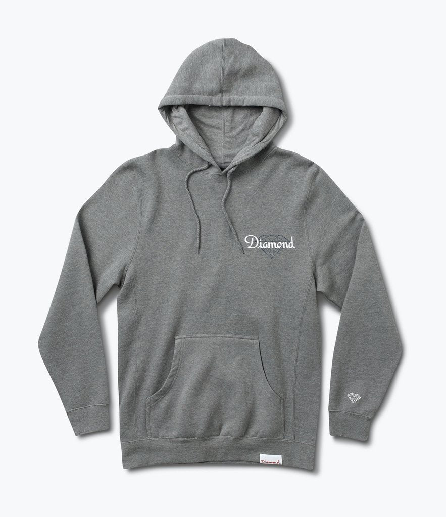 Champagne Cut Pullover Hoodie