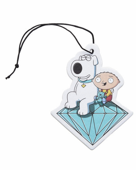 Family Guy Stewie and Brian Air Freshener