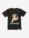 Diamond X Astroboy Tee - Black