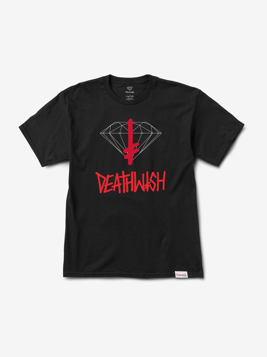 Diamond x Deathwish Sign T-Shirt