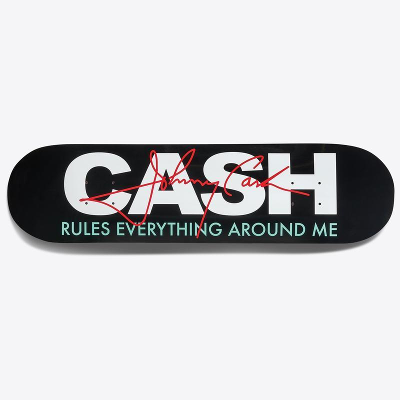 Cash Rules Deck