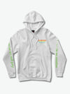 DIAMOND RESORT HOODIE - WHITE
