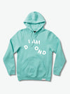 I AM HOODIE - DIAMOND BLUE