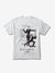 Skate Crime Tee - White/Black