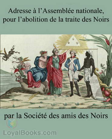 Address to the National Assembly, for the abolition of the slave trade Free Audio book in french