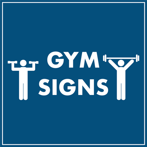 Gym Signs
