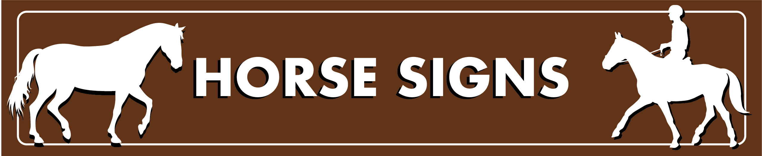 Horse signs