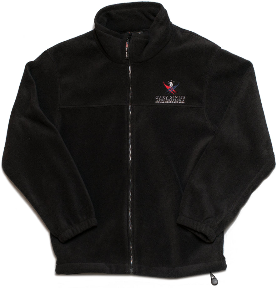 Gary Sinise Foundation Zip-up Fleece Jacket