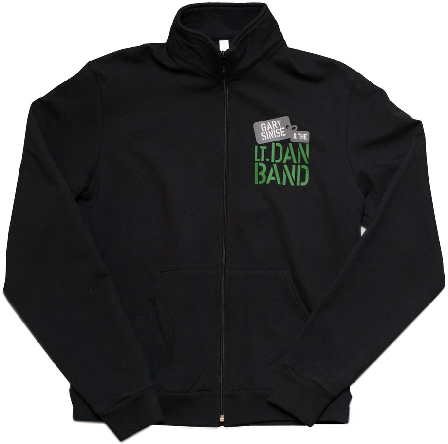 Gary Sinise & the Lt Dan Band Zip-Up Jacket