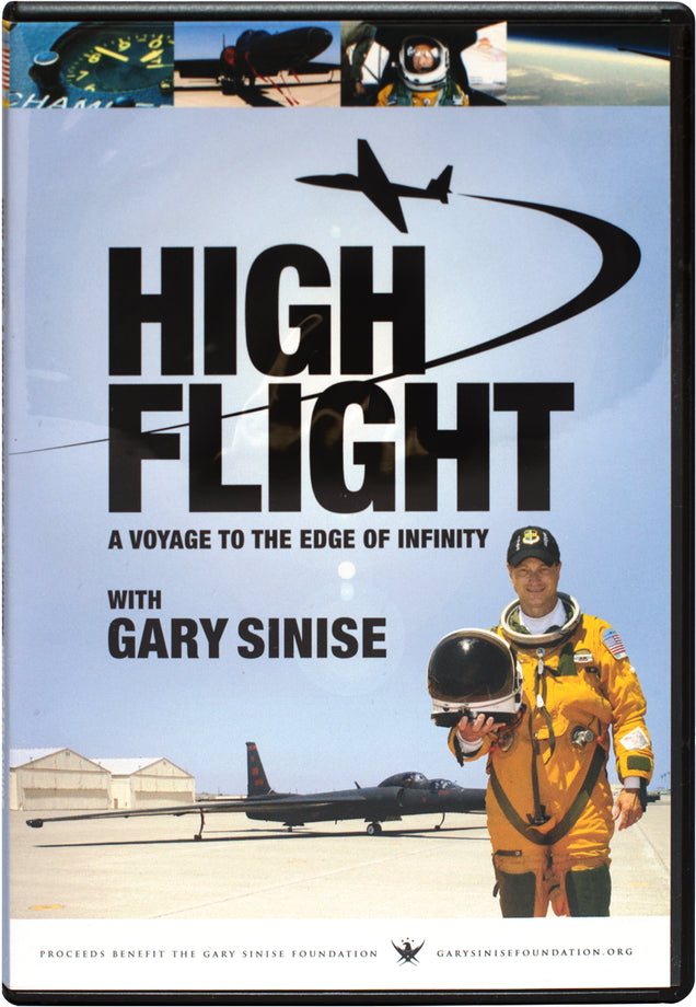 High Flight: A Voyage to the Edge of Infinity DVD
