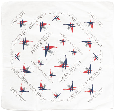 GSF Logo Cotton Bandana