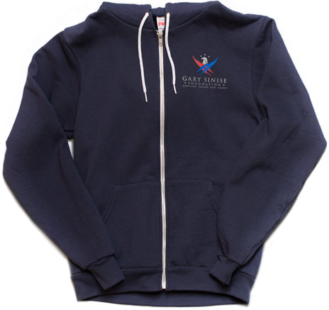 Original Zip-Up Hoodie
