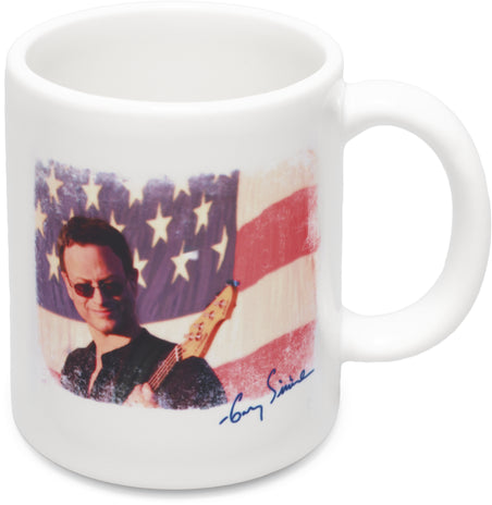 Gary's Mug on a Coffee Mug