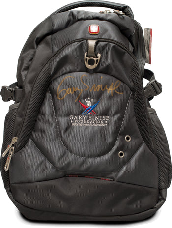 Limited Edition Backpack- Signed by Gary Sinise