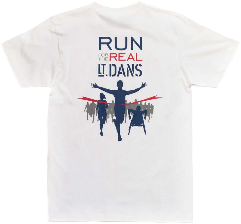 GSF Run for Real T-shirt