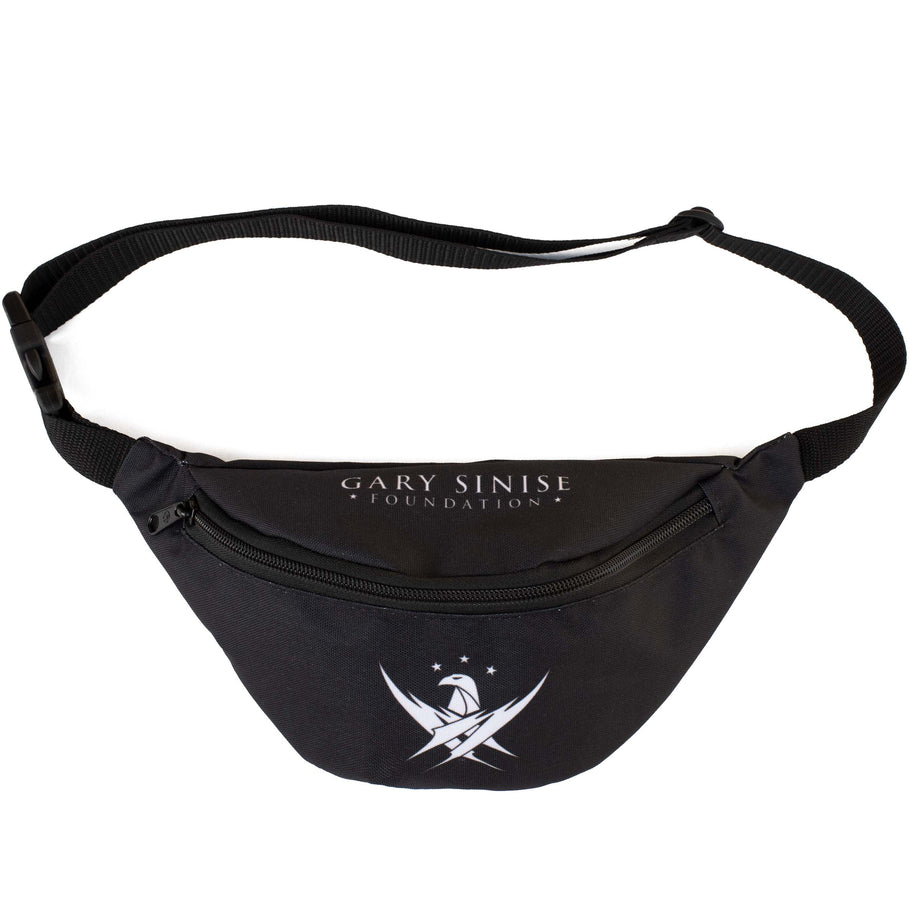 Fanny Pack with White Falcon Logo