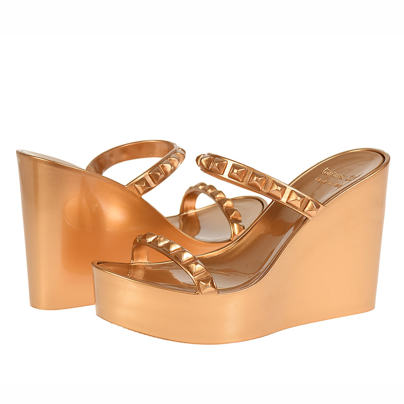 Tonino Wedge - Metallic Jelly