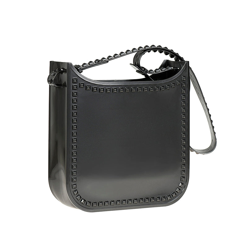 Fico Metallic Jelly Large Crossbody