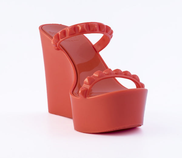 Tonino Wedge - Clearance Colors Orange