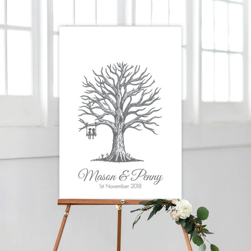 Classic Fingerprint Tree Kit
