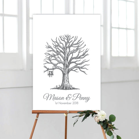 Traditional Fingerprint Tree Kit