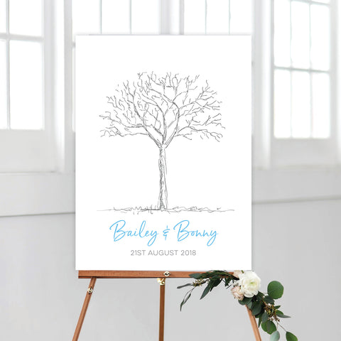 Topiary Fingerprint Tree Kit