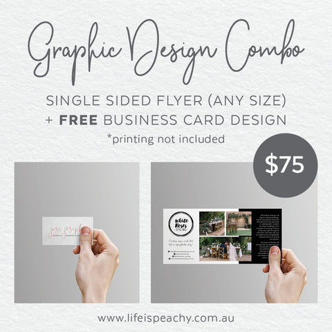 Business Cards with raised print