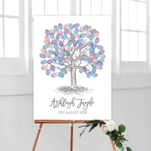Traditional Fingerprint Tree Kit (Kids)