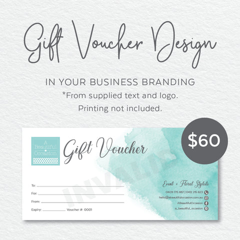 Business Cards - premium double sided