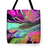A Cosmic Journey - Tote Bag