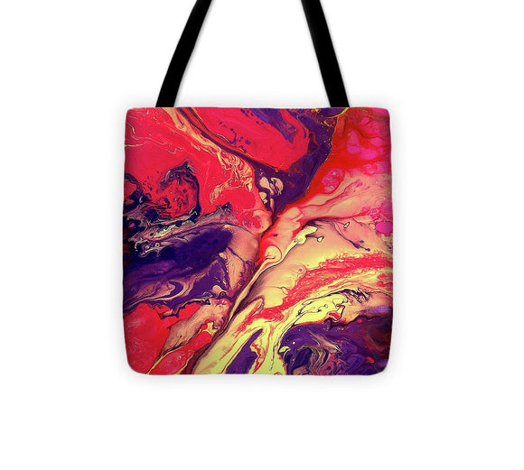 a Kiss at Sunset - Tote Bag