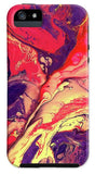 a Kiss at Sunset - Phone Case