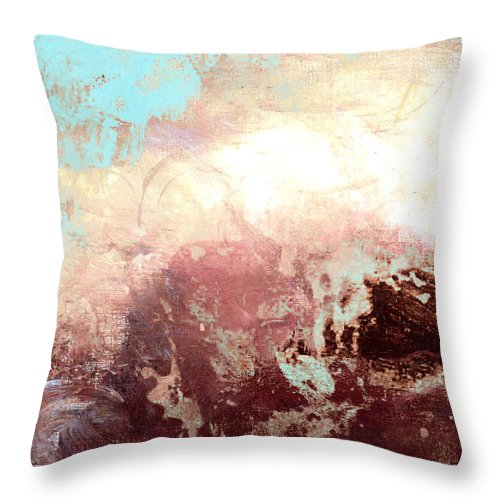 Be Still - Throw Pillow